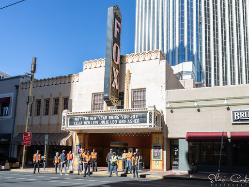 New Year's Day at the Fox Tucson Theatre