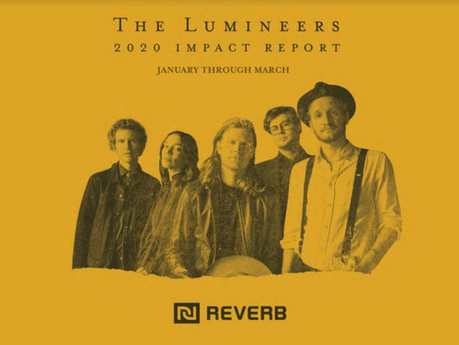 Musically Fed Partners, The Lumineers, are Dedicated to Helping People and the Planet