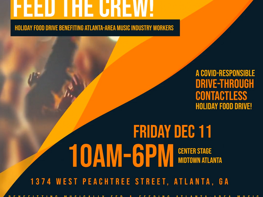 Holiday Food Drive in Atlanta