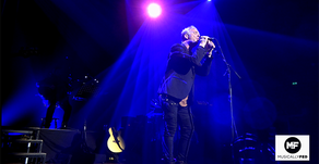 Lead Singer for Alan Parsons Live Project, P.J. Olsson, Supports Musically Fed