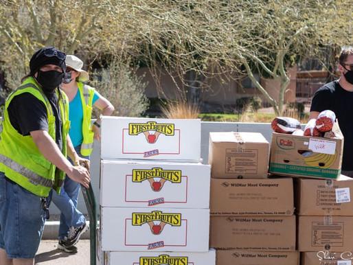 Adopt a Roadie Campaign in Phoenix was a HUGE Success!