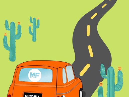 BEEP BEEP - Musically Fed is Going to Lollapalooza!