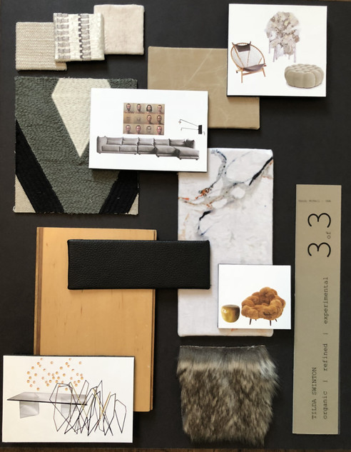 Celebrity Condo - Sample Board