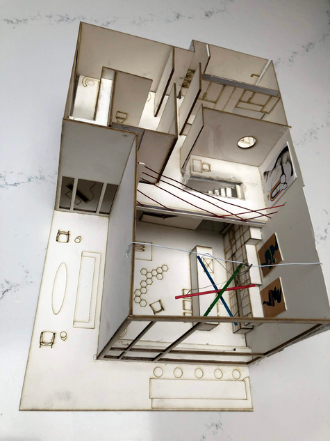 West Queen West Loft - Model Exterior