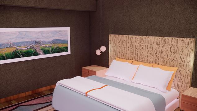 Masper Bedroom
