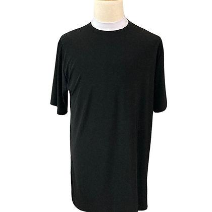 Short Sleeve Pullover Clergy Shirt