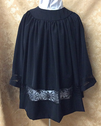 Surplice With Lace