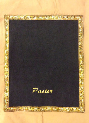 Pastor's Face Cloth