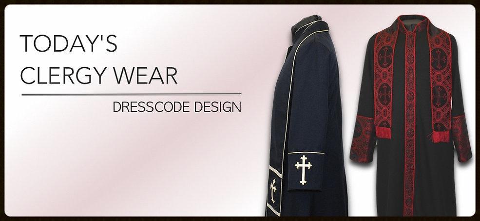 clergy robe cassock
