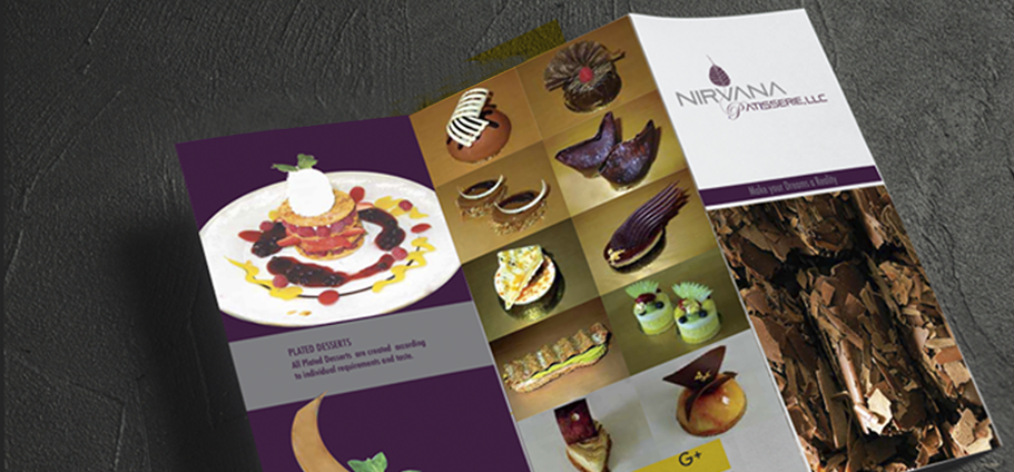 Brand identity - Collateral material