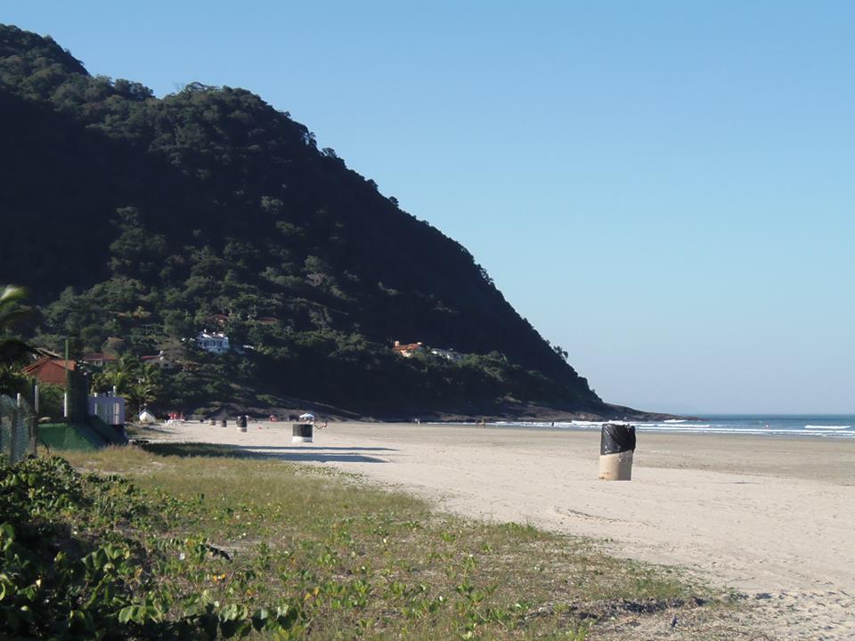 Praia do guaraù