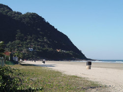 Praia do guaraù