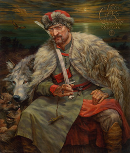 Кошовий отаман Іван Сірко