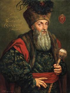 Гетьман Петро Конашевич-Сагайдачний
