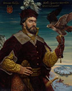 Князь Дмитро Корибут-Вишневецький (Байда)