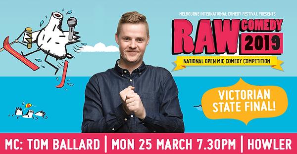 Raw Comedy State Final 2019
