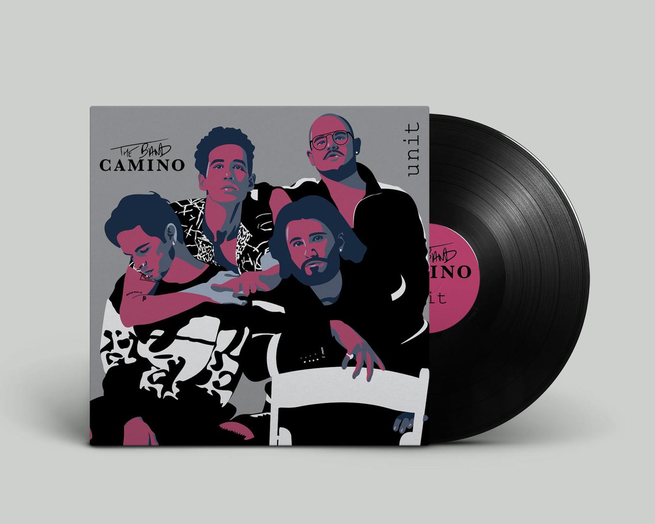 The Band CAMINO Vinyl