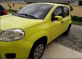 Fiat Uno Vivace - ano/modelo  10/11 - Curitiba/PR