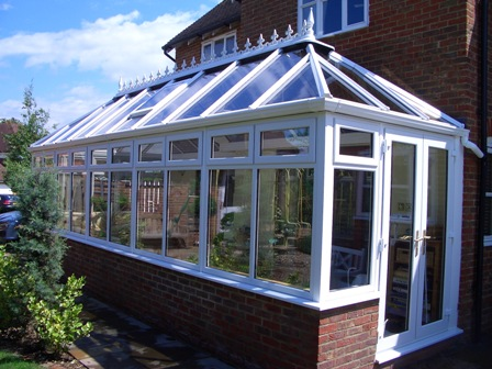 Conservatory Deep Cleaning