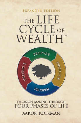 The Life Cycle of Wealth (Expanded)