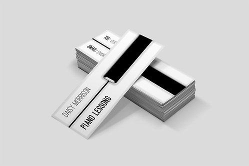 500 Mini Business Cards