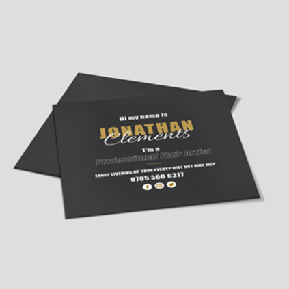 500 Square Business Cards