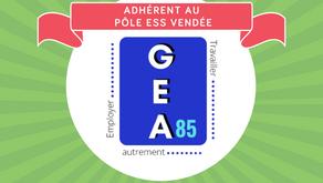 Le GEA 85 : Groupement d'Employeurs Associatifs de Vendée