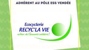 L'Ecocyclerie Recyc'la vie