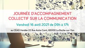 Atelier : Journée d'accompagnement collectif sur la communication