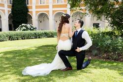 Hochzeit Foto Augenblick 2