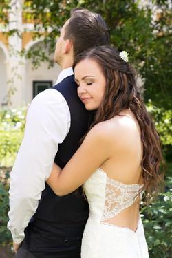 Hochzeit Foto Augenblick 1