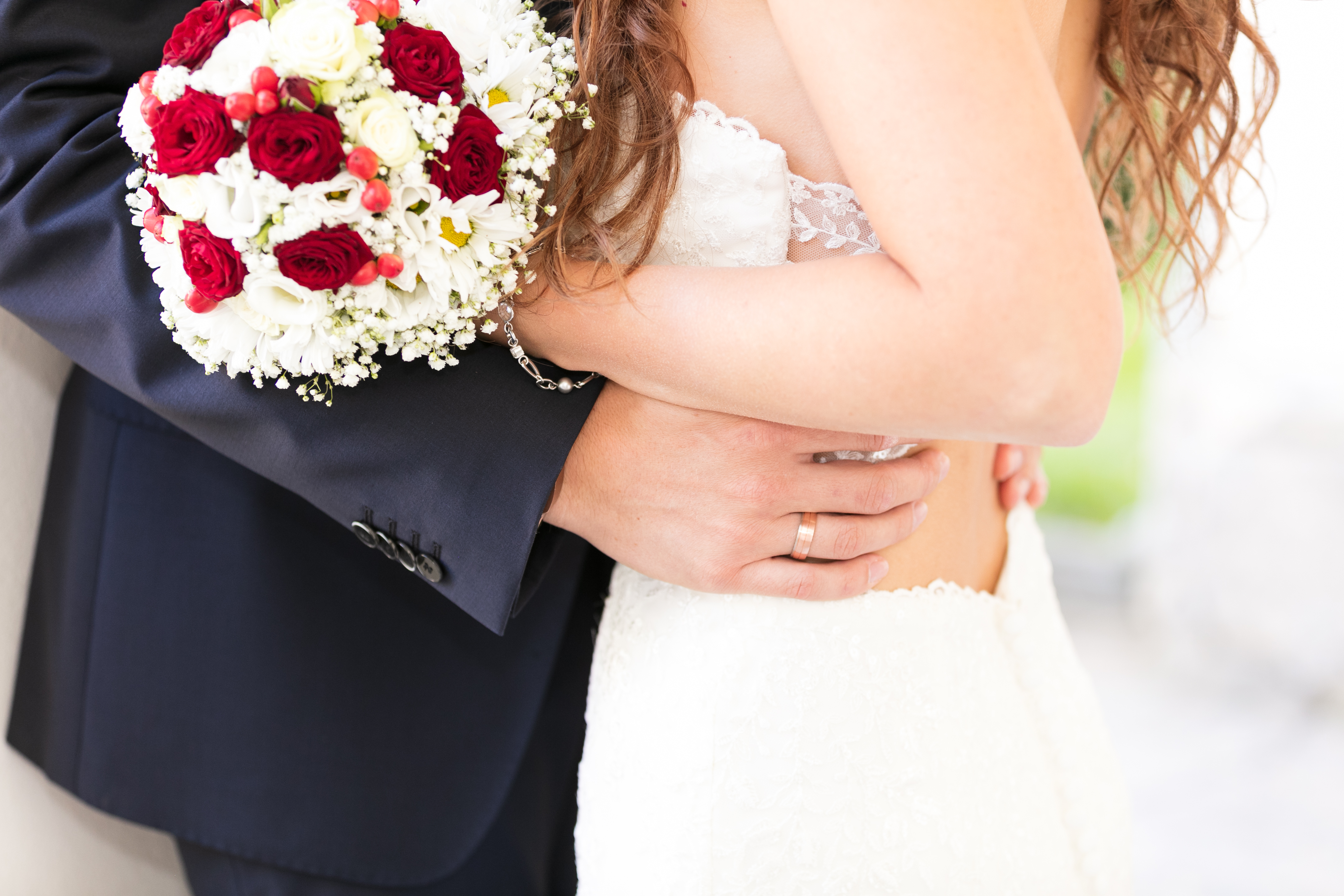 Hochzeit Foto Augenblick