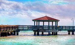 Key West Bridge, Florida