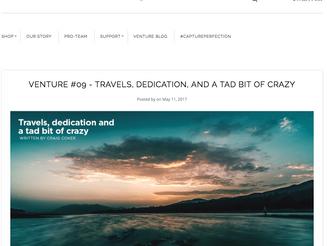 Venture Blog #1 on Polarpro.com
