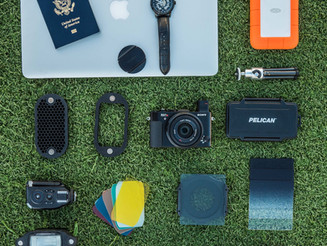 Sony / What's In My Bag