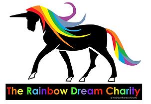 The Rainbow Dream Charity Logo