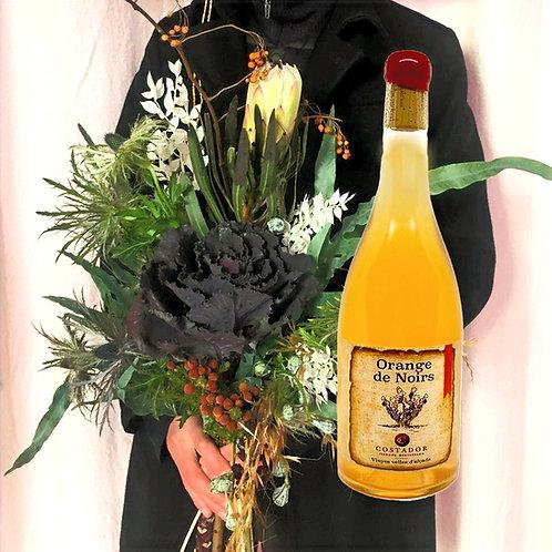 Flowers x Orange de Noirs