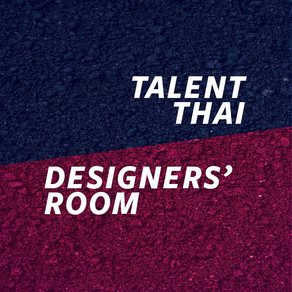 Talent Thai & Designers'room 2019