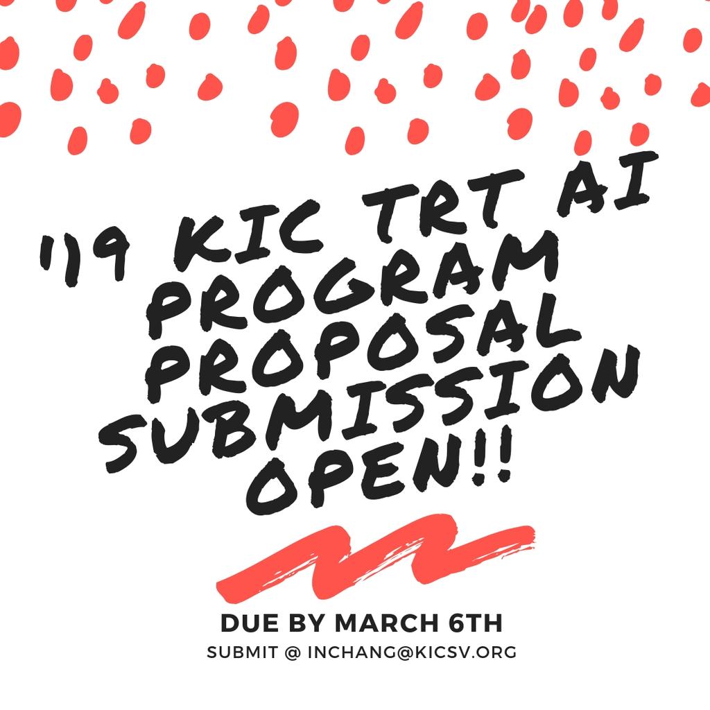 RFP]KIC Express Soaring 1 Proposal CLOSED!