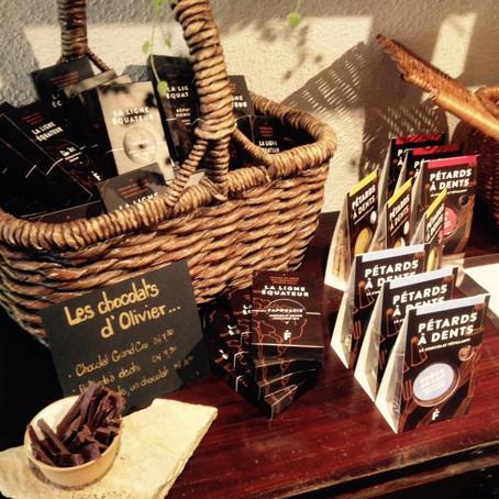 Le Chocolat d'Olivier Fuchs