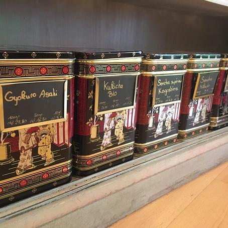 Soirée à la découverte du Thé Japonais