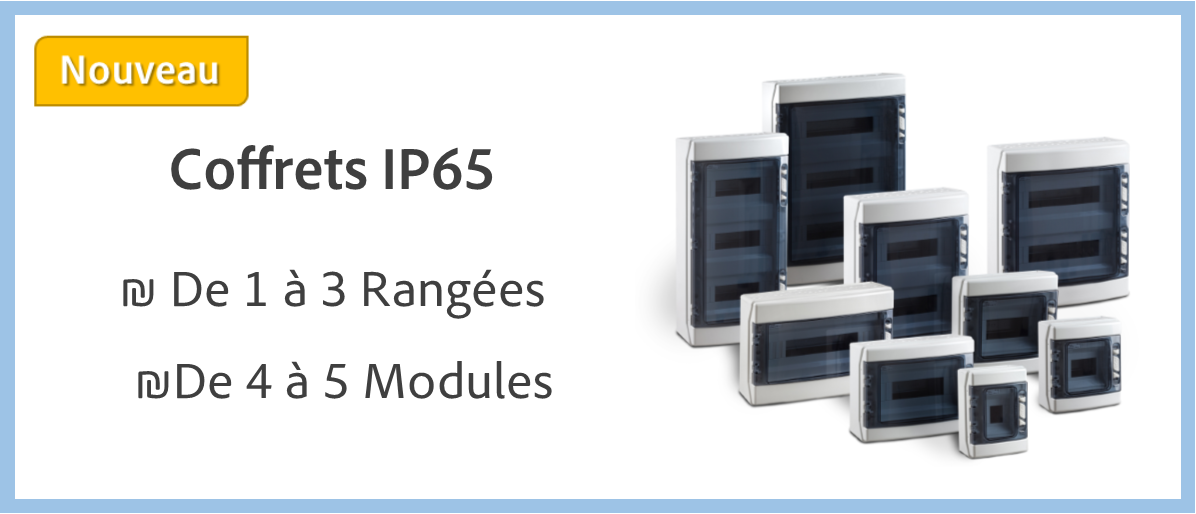 Image PNG Coffrets IP65