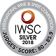 IWSC2018-Silver-Medal-Turquoise Bay.png