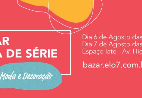 'Tereza Pavarini Joias' estará no 11º Bazar Fora de Série do Elo7 em São Paulo
