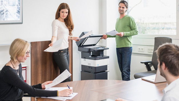 How a Managed Print Service can REDUCE your printing costs