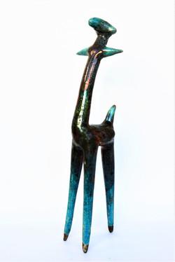 Giraffe, Rakutechnik, 2018