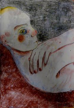sketchbook, Olivia Weiss