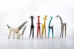Neue Spezies Giraffen
