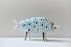 Porzellanfisch, 2018