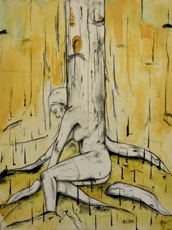 Bäumefrau